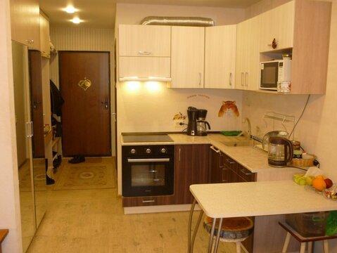 Продажа 1-комнатной квартиры, 25.7 м2, Потребкооперации, д. 38 - Фото 2