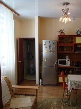 Продам 1-к квартиру в п. Березовый 25 (за Академгородком). - Фото 3