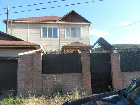 Продажа дома, Улан-Удэ, Ул. Звенигородская - Фото 1