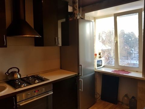 Продается 1-комнатная квартира Раменский район, п. Быково, ул. Щорса - Фото 4