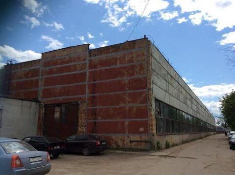 Производственно-складской комплекс в Тверской обл, 10053.3 м2 - Фото 5
