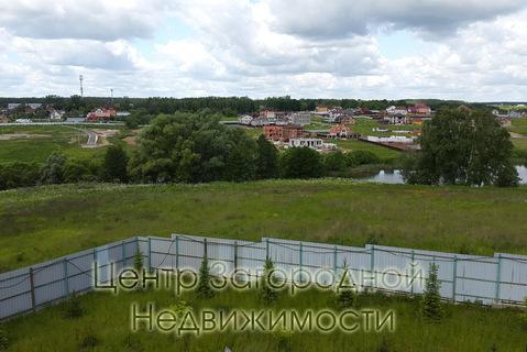 Участок, Каширское ш, 39 км от МКАД, Растуново, Коттеджный поселок . - Фото 5