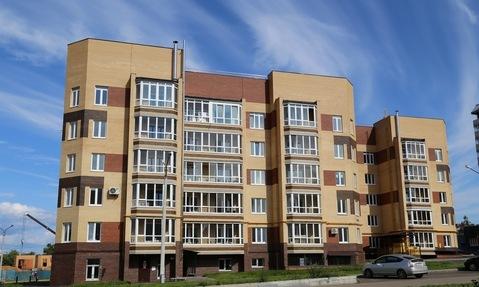 Продам 2 квартиру в элитном районе сзр рядом с Волгой, Купить квартиру в Чебоксарах по недорогой цене, ID объекта - 327099094 - Фото 1