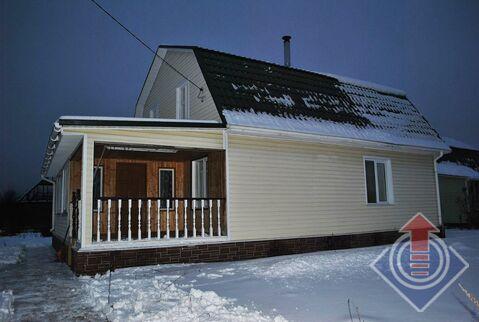 Кирпичная дача 132,6 м2 на 12 сотках в СНТ Лайнер у д. Порядино - Фото 3