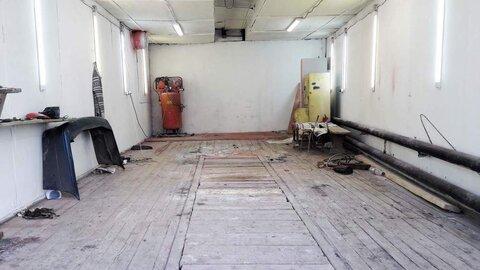 В аренду отдельно стоящий гараж, 40 кв.м - Фото 1