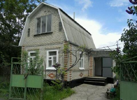 Продается 2-этажная дача, Бессергеневка - Фото 1