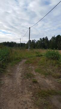Земельный участок 8 соток М.О, Раменский район, рядом с д. Бояркино - Фото 3