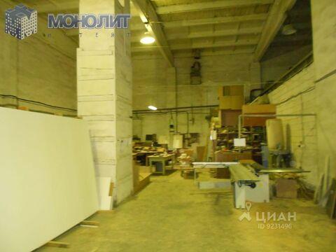 Продажа производственного помещения, Нижний Новгород, Ул. Геологов - Фото 1