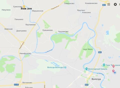 Продажа дома, Нагорское, Вологодский район - Фото 2