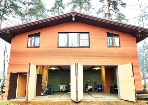 Продается дом 142 кв.м. Раменский р-н, д. Шмеленки, Земляничная - Фото 1