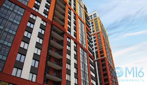 Продажа 1-комнатной квартиры, 35.6 м2 - Фото 3