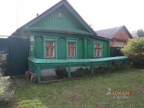 Продажа дома, Богородск, Богородский район, Ул. Октябрьская - Фото 1