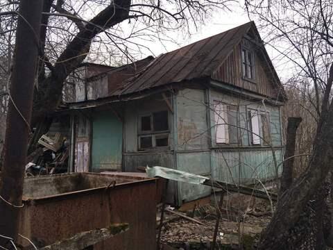 Продам участок с домиком в ст 40 лет Октября - Фото 1