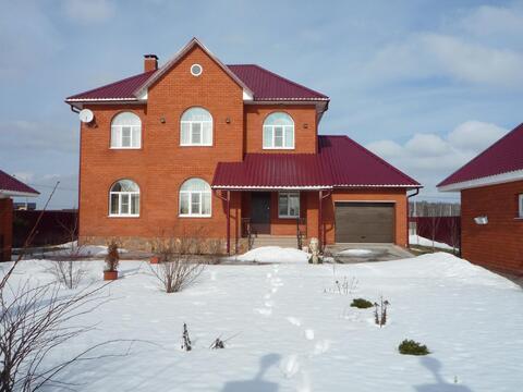 Продается дом в кп Сосновый аромат Чеховского р-на - Фото 1