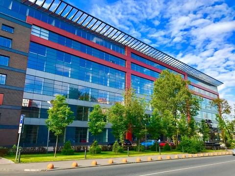 Офис в аренду класс B+ - Фото 2
