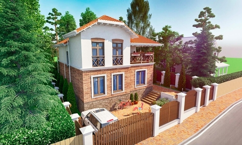 Дом на ул.Рыбникова (район Леселидзе) - Фото 2
