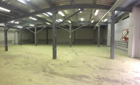 Сдам производственно-складское помещение на Мещерской - Фото 4