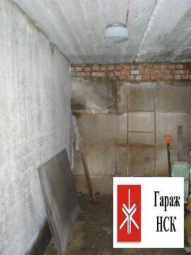 Продам капитальный гараж, ГСК Сибирь № 1516, ул. Пасечная 3 к3 - Фото 4
