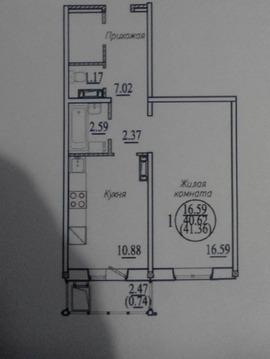 Продам однокомнатную квартиру в новом доме - Фото 2