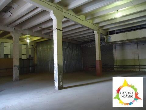 Помещение под склад, производство. 1 этаж. Потолок 6 м, сетка колонн 6 - Фото 2
