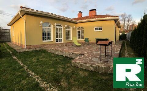 Продается замечательный одноэтажный дом 150кв.м. в Белкино улица самсо - Фото 1