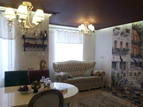 Продается шикарная квартира в центре пгт Разумное - Фото 2