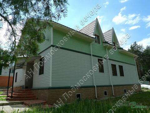 Калужское ш. 90 км от МКАД, Жуков, Коттедж 343 кв. м - Фото 1