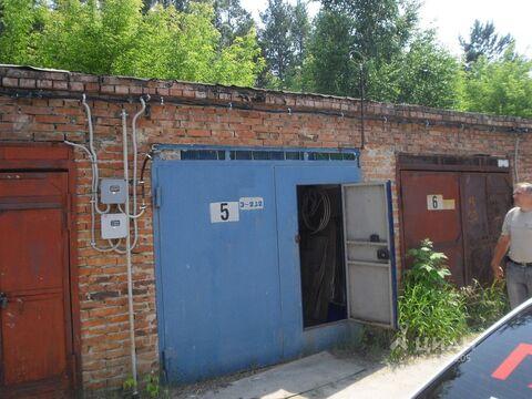 Продажа гаража, Новосибирск, м. Речной вокзал, Бердский туп. - Фото 1