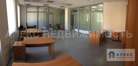 Аренда офиса 232 м2 м. Павелецкая в бизнес-центре класса В в . - Фото 1