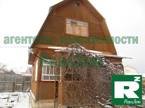 Двухэтажная дача 60 квадратных метров в СНТ Газовик. - Фото 2