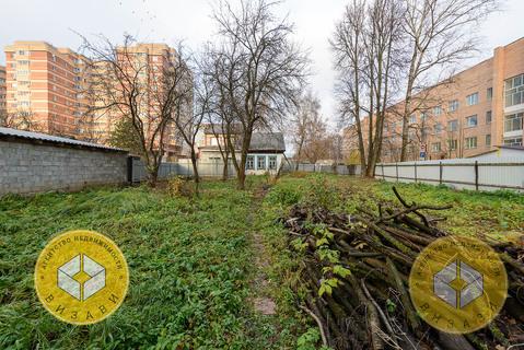 Участок 9 соток, Звенигород, ул. Герцена 11, все коммуникации - Фото 1