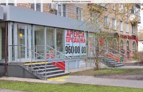 Аренда торгового помещения 123.6 м2, м.Коломенская - Фото 1