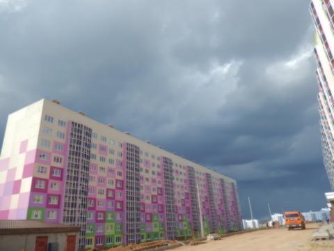 Продажа квартиры в новостройке Садовый мкр в Чебоксарах