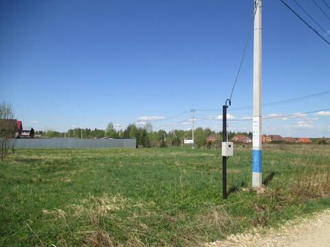 Участок, Дмитровское ш, Ярославское ш, 47 км от МКАД, Сурмино д. . - Фото 3