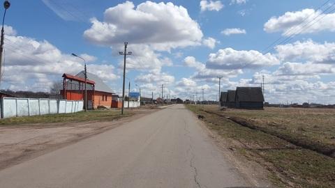 Участок 12 сот Новая Москва, Кленовское сельское поселение, с.Кленово - Фото 1