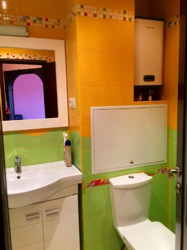 Продаю стильную 1к квартиру в доме бизнес-класса в г Домодедово - Фото 4