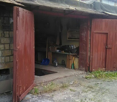 Капитальный кирпичный гараж - Фото 1