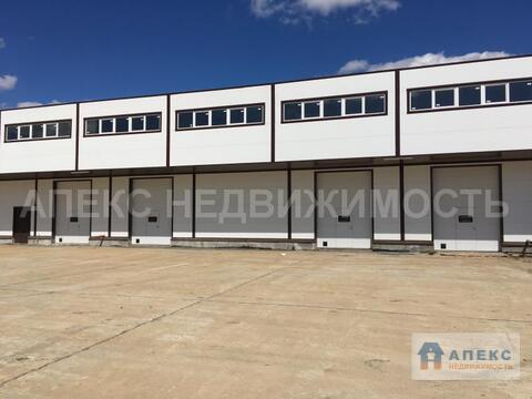 Аренда помещения пл. 500 м2 под склад, производство, Видное Каширское . - Фото 4