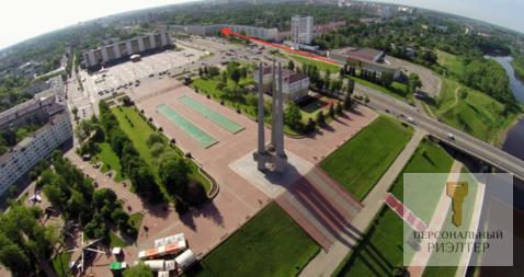 2-квартира нестандартной площади, район площади Победы по Московскому - Фото 1