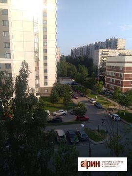 Продажа квартиры, м. Проспект Просвещения, Ул. Асафьева - Фото 2