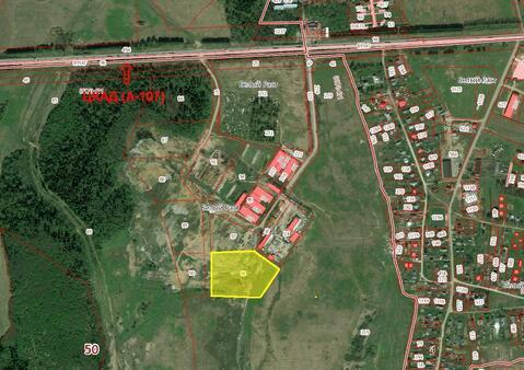 Земельный участок 2,2 Га земли промышленности в с. Белый раст - Фото 1