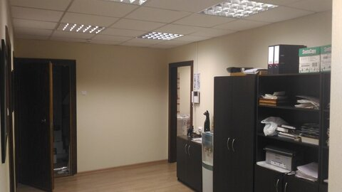 Снять офис на беговой 90м - Фото 3