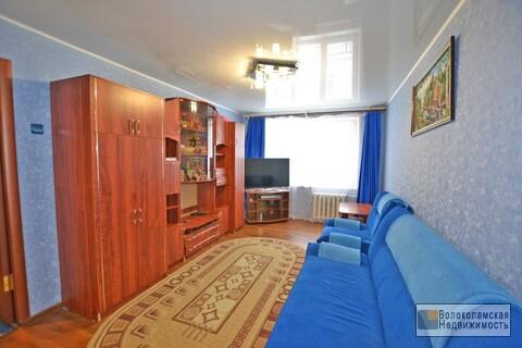 Трехкомнатная квартира с ремонтом в Волоколамске - Фото 1