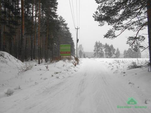 10 сот в ДНП Лесное - 85 км Щелковское шоссе - Фото 2
