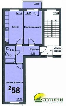 Продажа квартиры, Курган, 16 микрорайон - Фото 1
