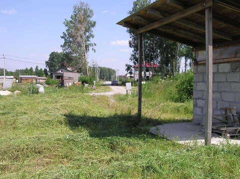 Участок в коттеджном поселке Квартал-5 - Фото 3