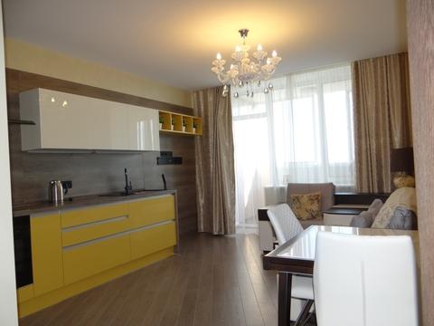 1-комнатная квартира с ремонтом ибытовой техникой в Долгопрудном - Фото 1
