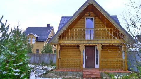 Сдам новый дом (баня, гараж) д.Мышецкое - Фото 2