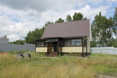 Дом с Газом и Сауной, ПМЖ, пер. Вишневый - Фото 1