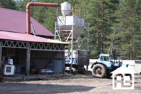 Деревообрабатывающий комбинат, г. Нея, Костромская область,14 663 м.кв - Фото 4